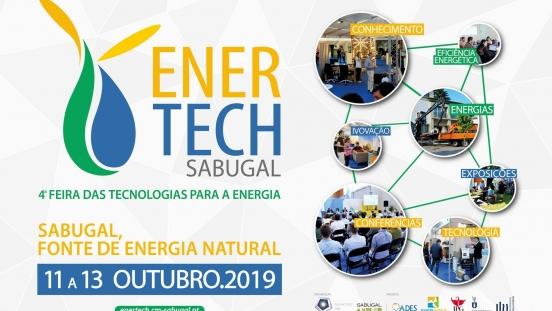 4.ª edição da ENERTECH – FEIRA DAS TECNOLOGIAS PARA A ENERGIA