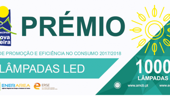 AMCB entrega Prémio 1000€ em Lampadas LED