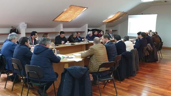 Reunião com os Municipios sobre o estudo e analise de viabilidade dos modelos de gestão para os sistemas municipais de abastecimento de agua