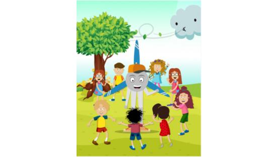 AMCB Lança canal no Youtube de consciencialização energética para crianças.