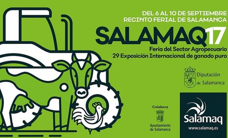 AMCB participa numa das maiores feiras de Agropecuária da Península Ibérica SALAMAQ