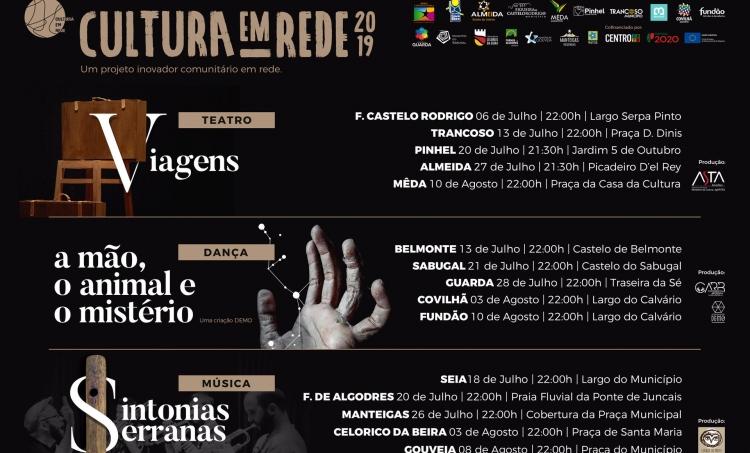 CULTURA EM REDE DAS BEIRAS E SERRA DA ESTRELA'19